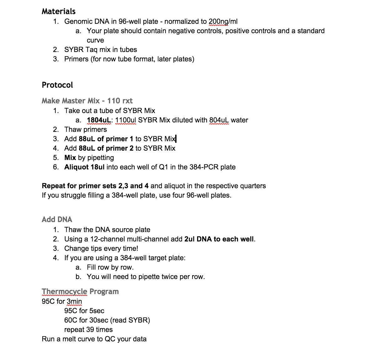 experimental protocol template