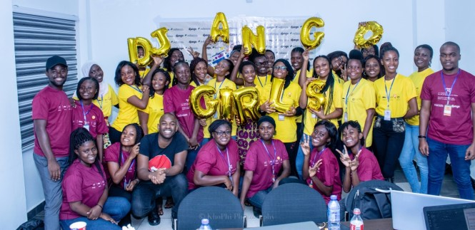 Django Girls Group Photo