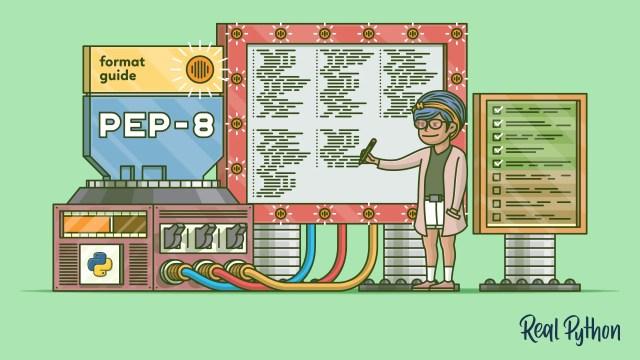 How to Write Beautiful Python Code With PEP 30 – Real Python