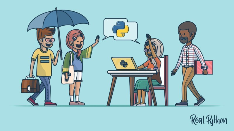 Join the Real Python Community Slack – Real Python