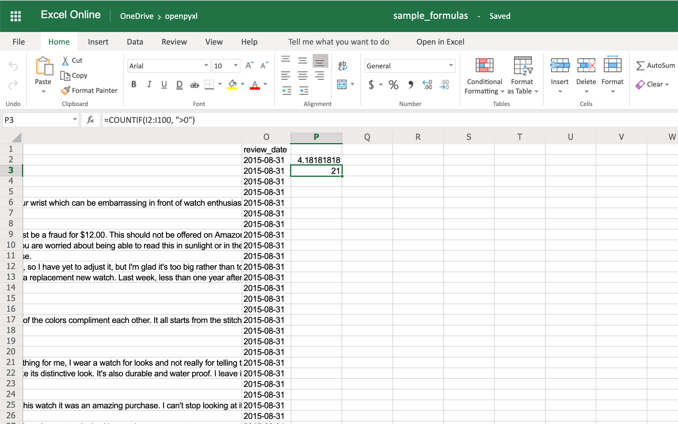 A Guide To Excel Spreadsheets In Python With Openpyxl