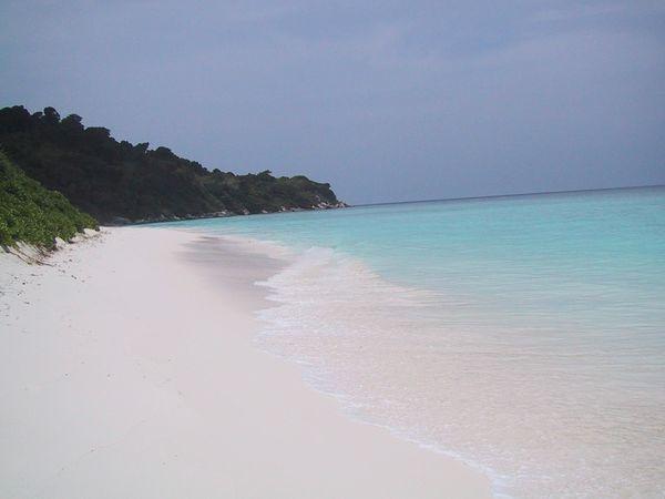 Island number one, Similian Island - Similian - Thailand