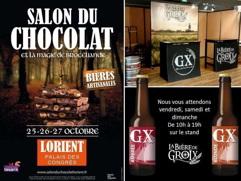 le salon du chocolat 25 10 19