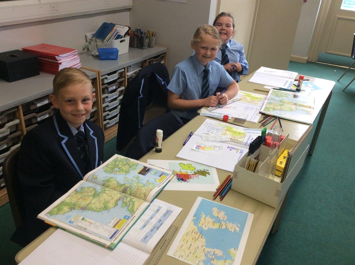 Anglo Saxon History In Y5