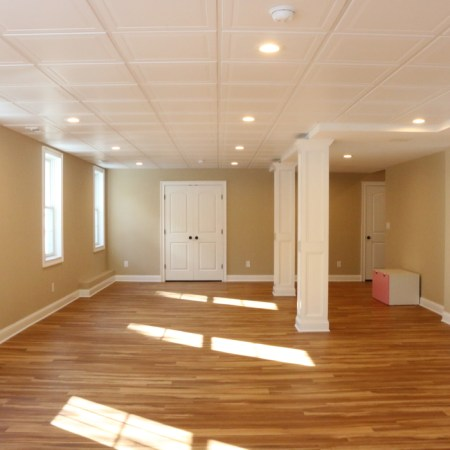 Which Carpet Is Best for a Basement   Basement Carpeting Tips Basement by Mr  Handyman of Upper Fairfield County in Fairfield  CT