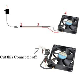 Pc Fan Wiring  Wiring Diagram
