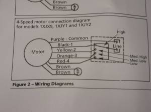 1XJY1 Dayton Motor Wiring  Flowhood  Mushroom