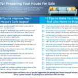 Tips for Preparing Your House For Sale [INFOGRAPHIC]