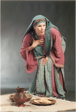 Image result for picture of Martha confronting Jesus