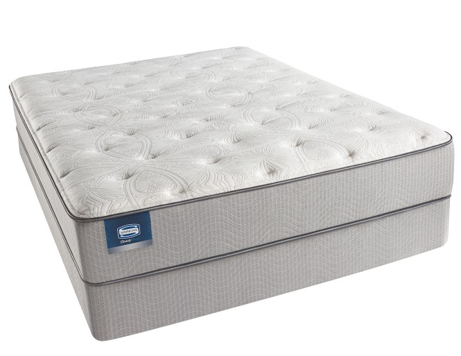 Beautysleep Assorted Queen Mattress Boxspring Set