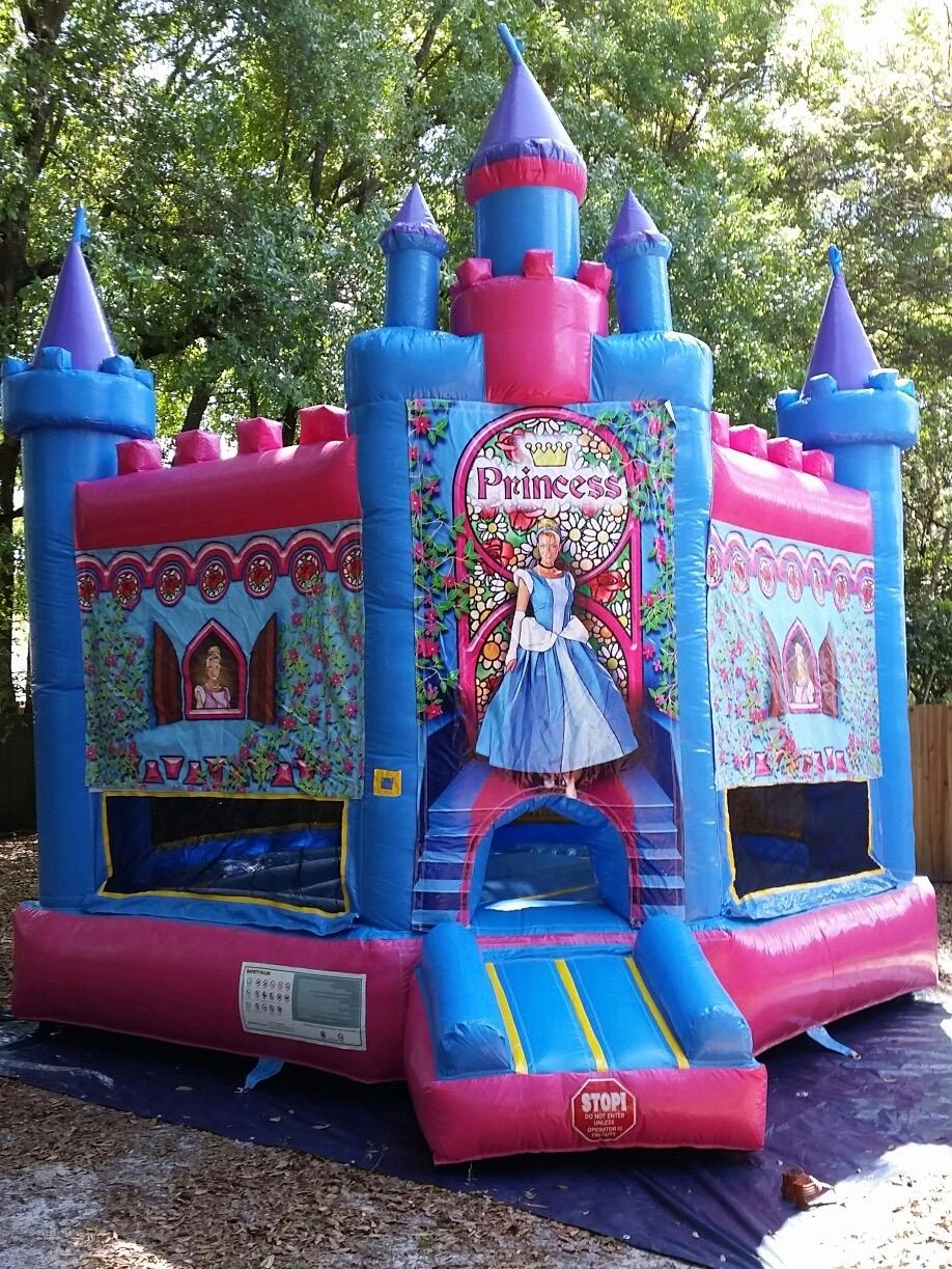 bounce houses central florida inflatables