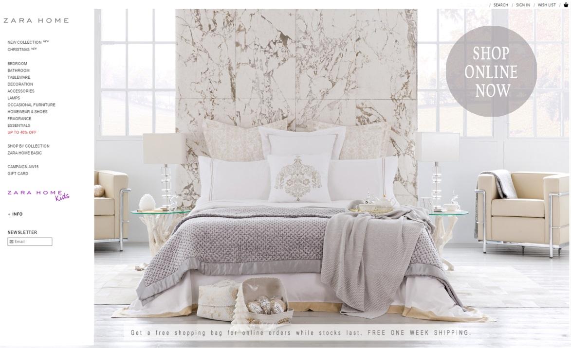 Zara Home Furnishings Online Uk Www Allaboutyouth Net