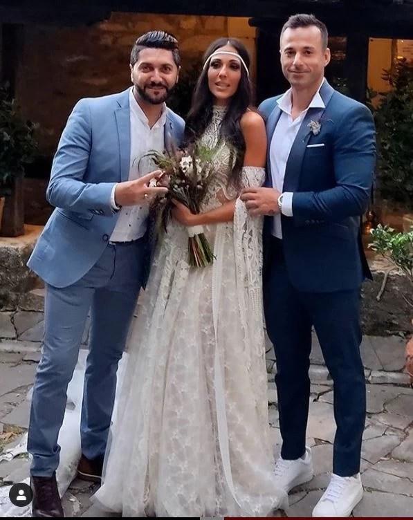 Ανθή Βούλγαρη: Ο σύζυγός μου δεν λάκισε όταν διαγνώστηκα με όγκο στο κεφάλι, αν και ήμασταν λίγο καιρό μαζί
