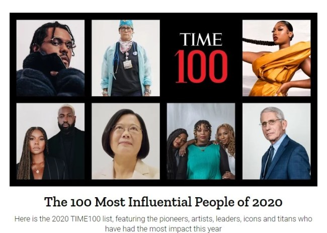 Time: Στους 100 ανθρώπους με τη μεγαλύτερη επιρροή στον κόσμο ο Αντετοκούνμπο