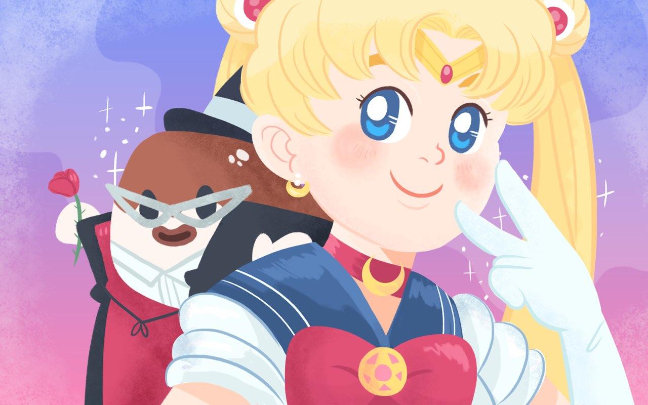 Sailor Moon Positive Female Role Model Since 1992