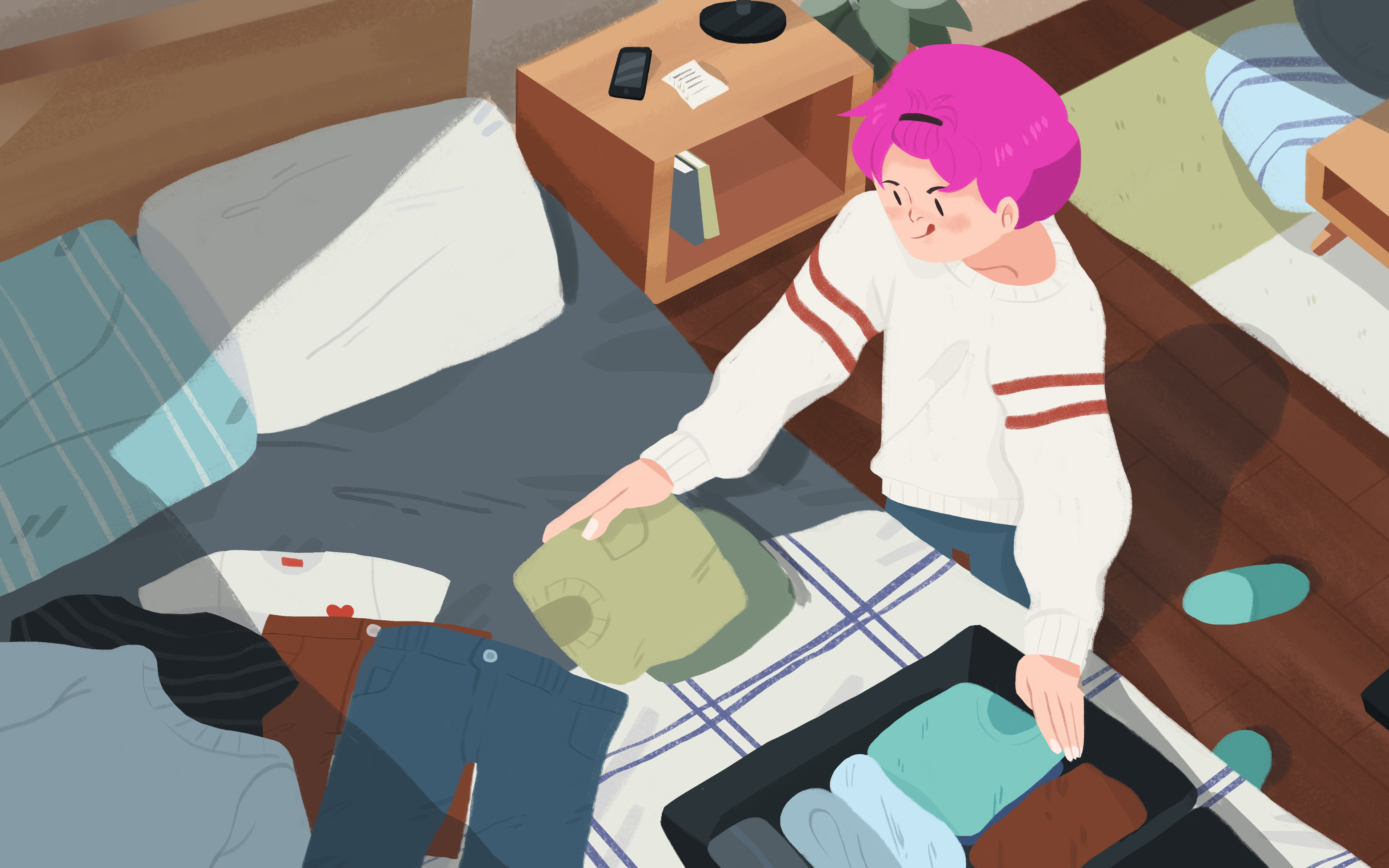 How To Pack For Jet
