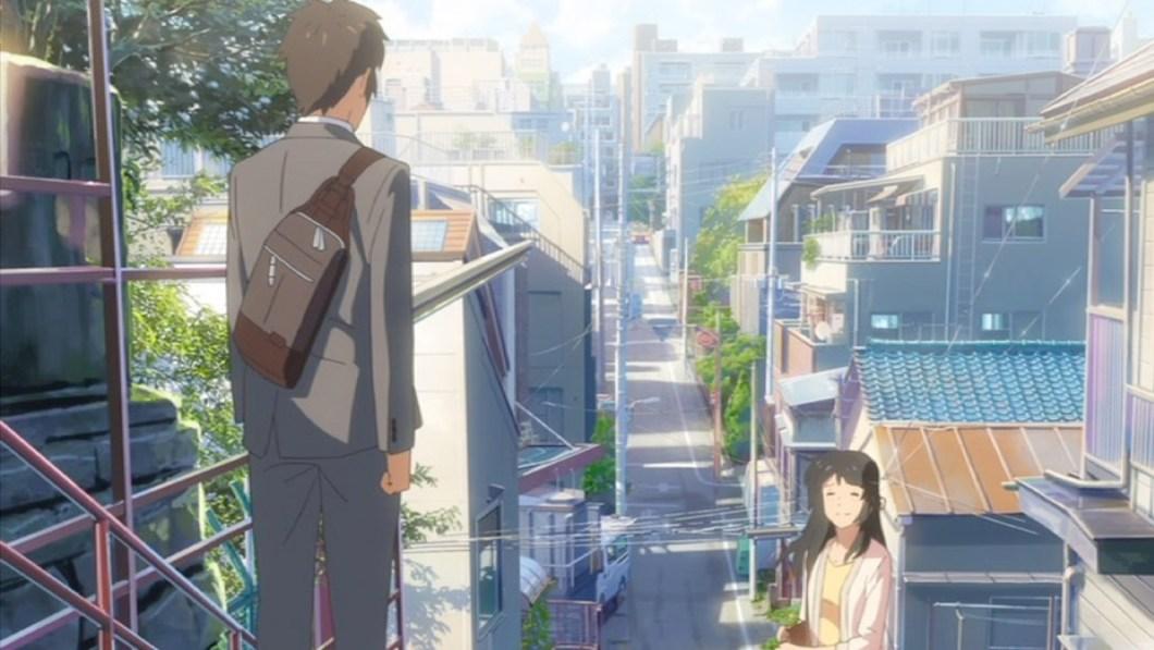 suga shrine steps in your name anime film