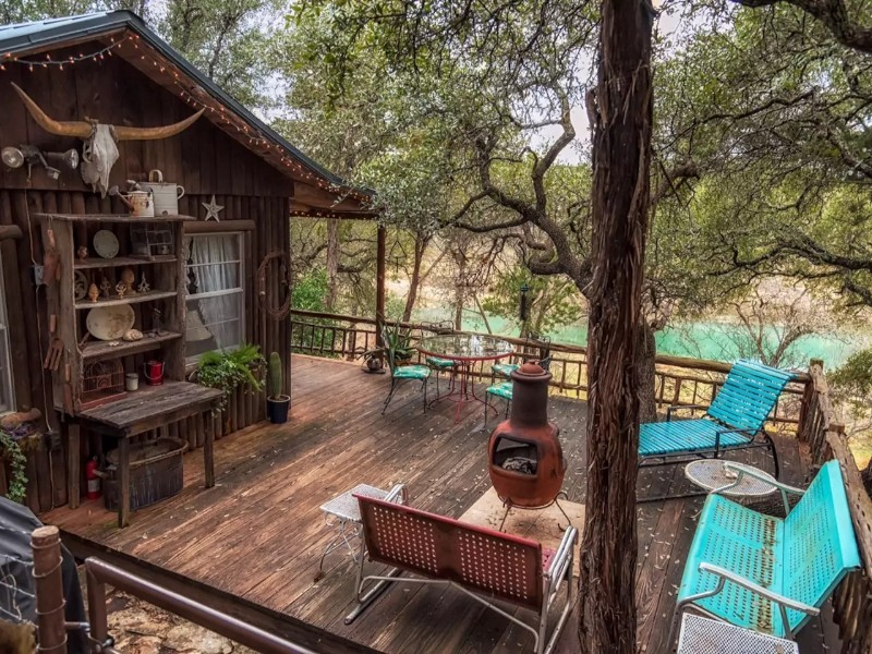 10 Coolest Airbnb Rentals In Texas Tripstodiscover Com