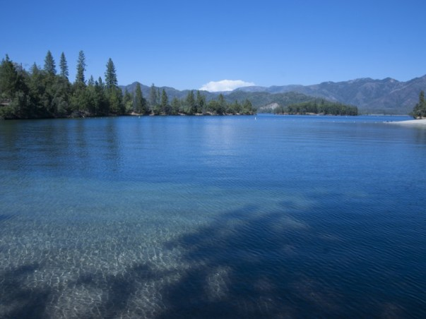 Whiskeytown Lake, California