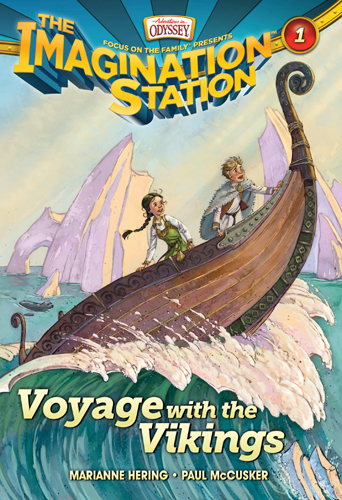 From Adventures in Odyssey
