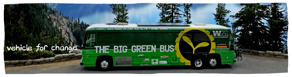Dartmouth College Big Green Bus