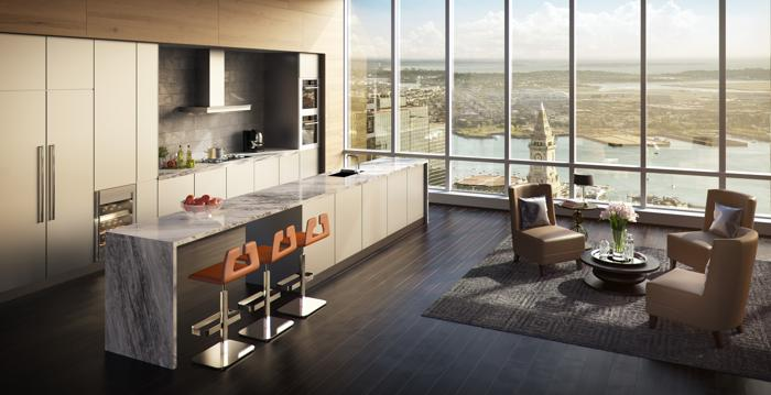 boston real estate, penthouse, luxury real estate, millennium tower, real estate news