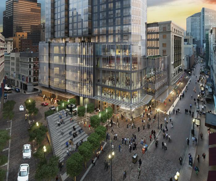 boston real estate, millennium tower, homes for sale, penthouse