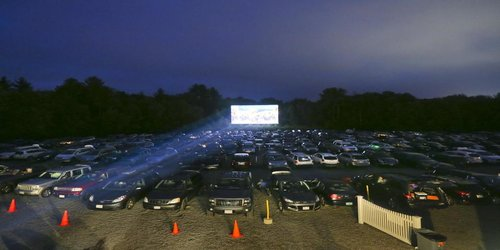 drive in movie theaters close to boston