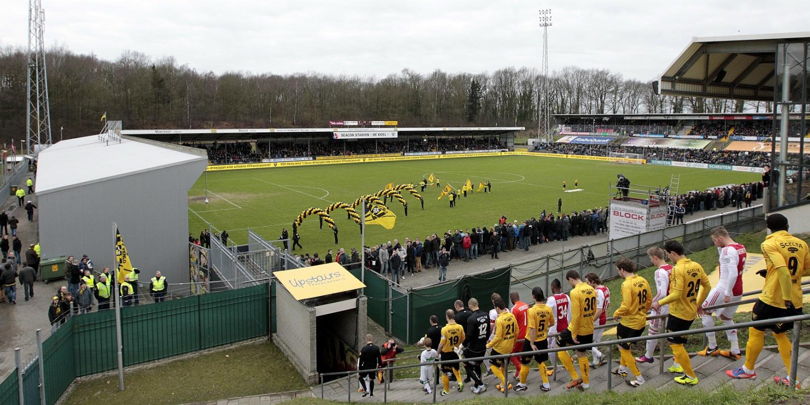 geen nieuw stadion voor vvv venlo voetbalprimeur nl