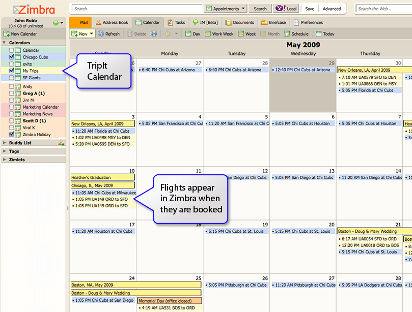 Zimbra Web Client | Zimbrateam's Blog