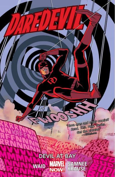 Cover for Daredevil (Marvel, 2014 series) #1 - Devil at Bay