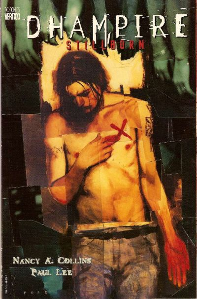 Cover for Dhampire: Stillborn (DC, 1996 series) #1