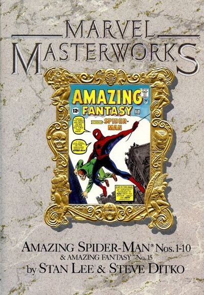 Cover for Marvel Masterworks (Marvel, 1987 series) #1