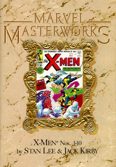 Cover for Marvel Masterworks (Marvel, 1987 series) #3