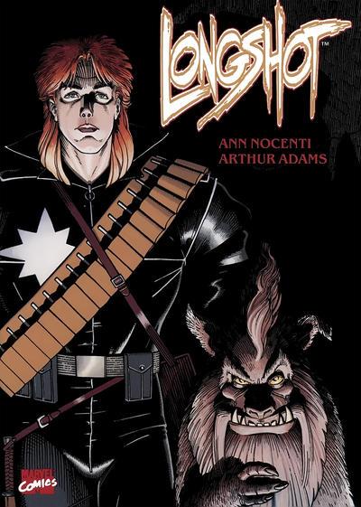 Cover for Longshot (Marvel, 1989 series) #[nn]