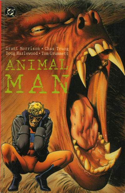 Cover for Animal Man (DC, 1991 series) #[nn]