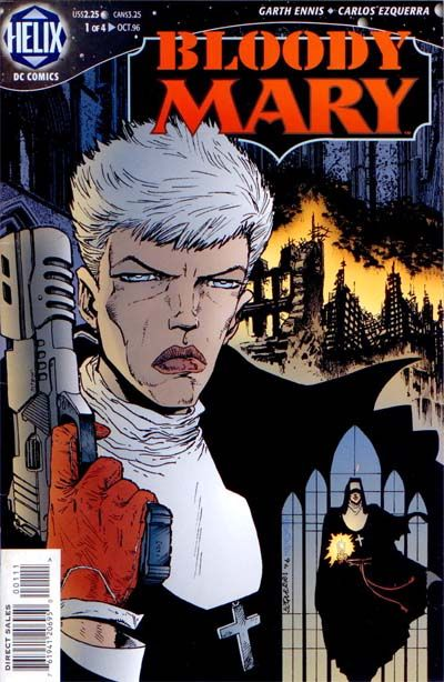 Cover for Bloody Mary (DC, 1996 series) #1