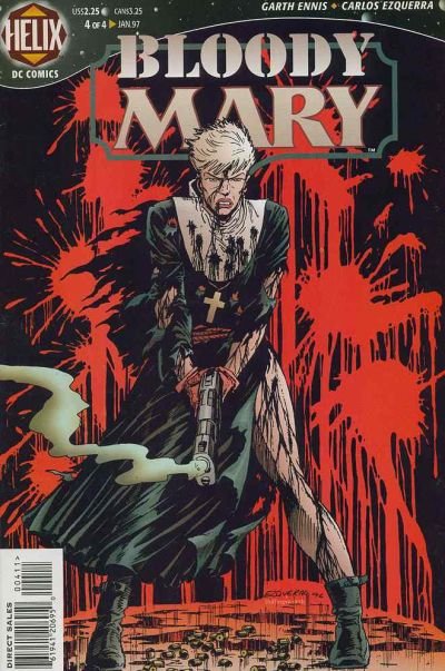 Cover for Bloody Mary (DC, 1996 series) #4