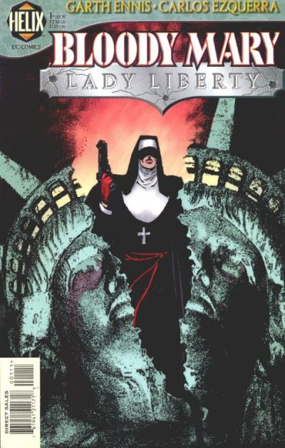 Cover for Bloody Mary: Lady Liberty (DC, 1997 series) #1