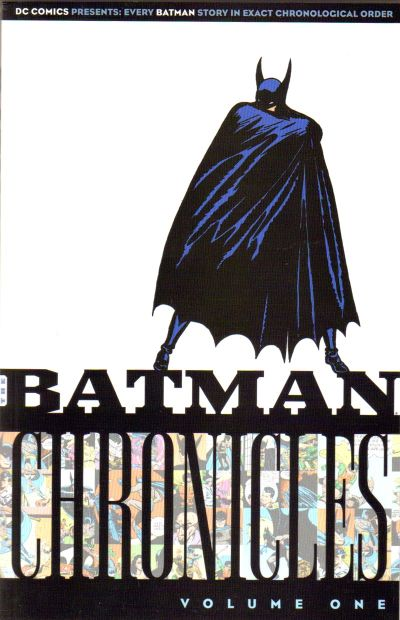Cover for The Batman Chronicles (DC, 2005 series) #1