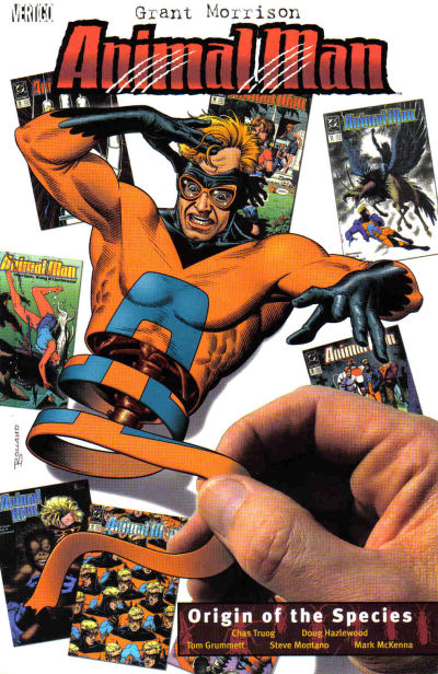 Cover for Animal Man: Origin of the Species (DC, 2002 series)