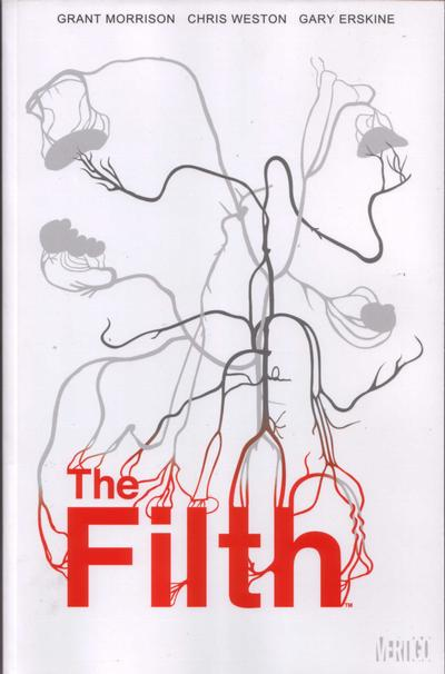 Cover for The Filth (DC, 2004 series)