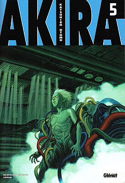 Cover for Akira (Glénat Benelux, 2002 series) #5
