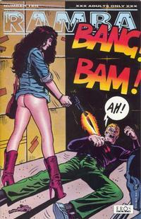 Cover Thumbnail For Ramba Fantagraphics