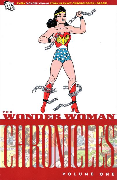 Cover for The Wonder Woman Chronicles (DC, 2010 series) #1