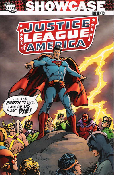 Cover for Showcase Presents: Justice League of America (DC, 2005 series) #5
