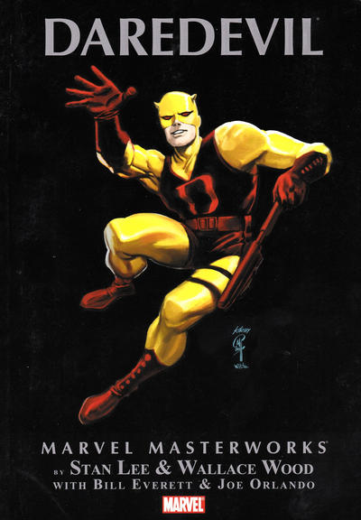Cover for Marvel Masterworks: Daredevil (Marvel, 2010 series) #1