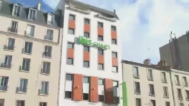 Hotel in MONTROUGE   ibis Styles Paris Porte d Orleans