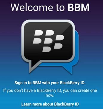 تحميل البيبي ام 2 للاندرويد BBM الاصدار الاخير