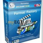 تحميل برنامج فورمات فاكتورى من ميديا فاير-format factory
